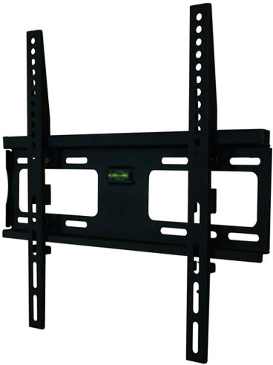 DQ Anna CX-PLB-907SF - Vaste muurbeugel - Geschikt voor tv's van 32 t/m 50 inch - Zwart kopen