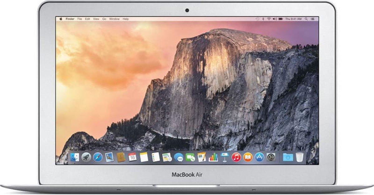 "Macbook Air 13"" Core i5 1.8Ghz 128GB SSD 8GB RAM 2012   PuurApple.nl kopen"