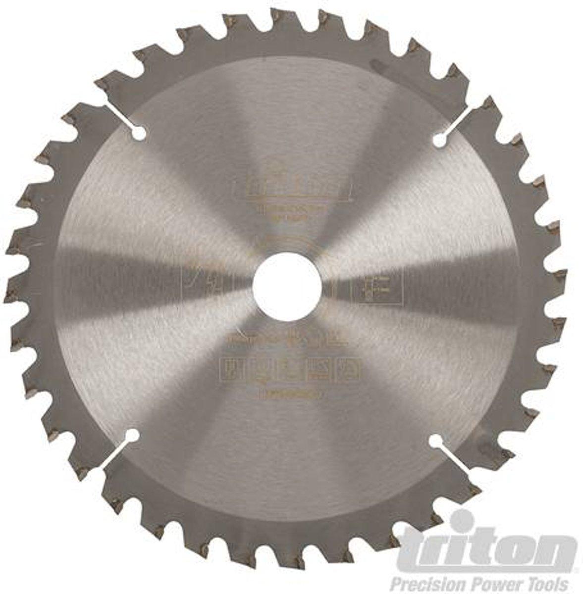 Zaagblad voor draadloze cirkelzagen 165 x 20 mm, 36T