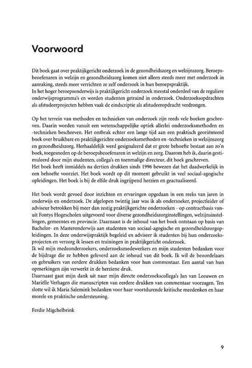 Ongekend bol.com | Praktijkgericht onderzoek in zorg en welzijn DJ-76