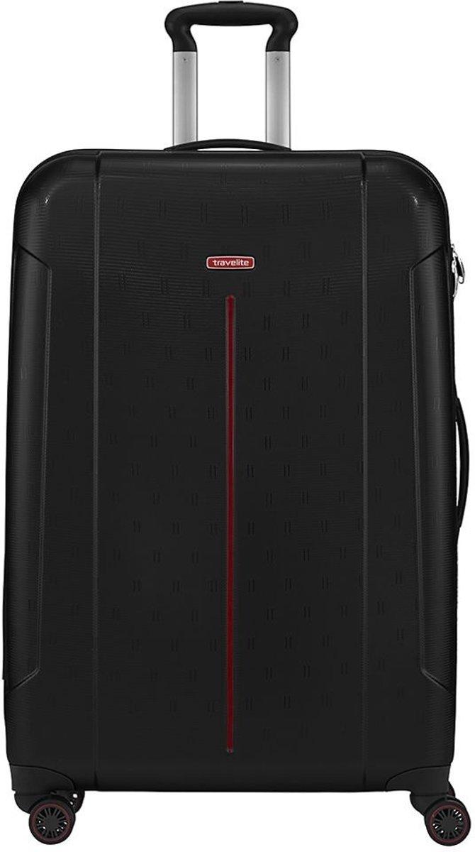 Travelite Echo koffer 79 cm black kopen