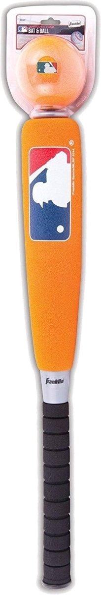 Franklin Honkbalset Mlb Oversized Kunststof/foam 60 Cm Oranje kopen