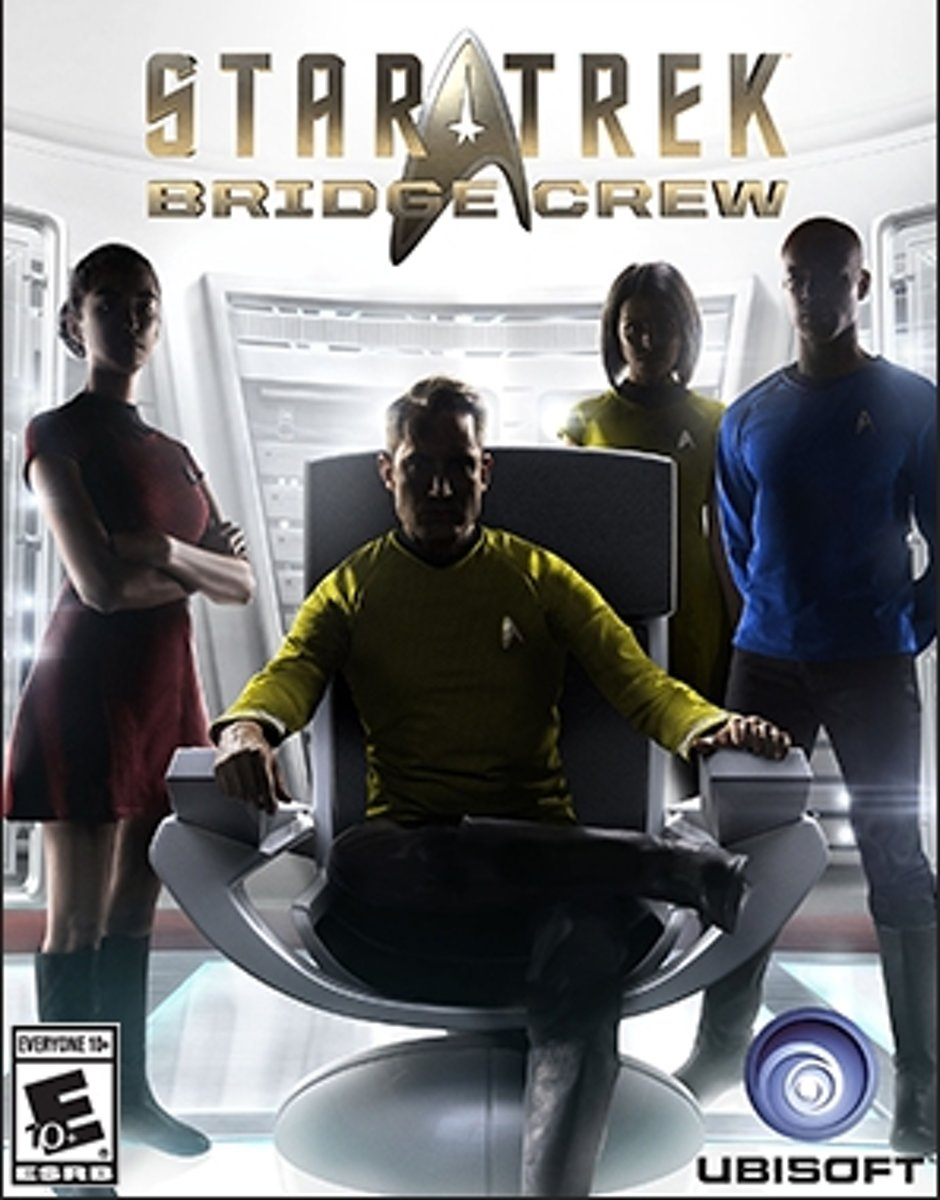 Star Trek: Bridge Crew VR PlayStation 4