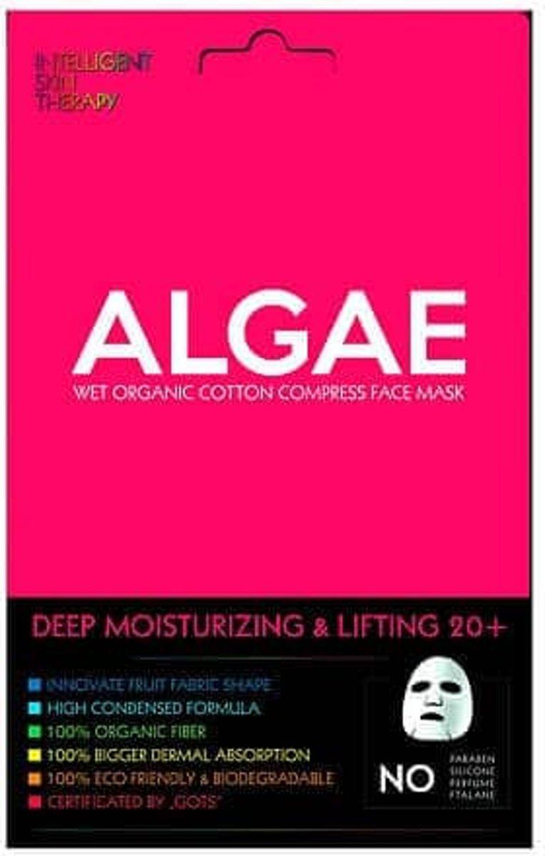 Foto van Intelligent Skin Face Mask Algae