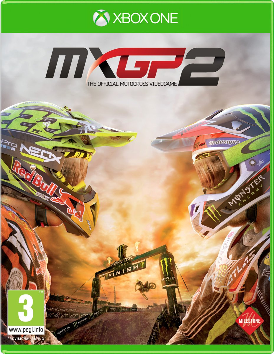 MXGP2: The Official Motocross Videogame Xbox One