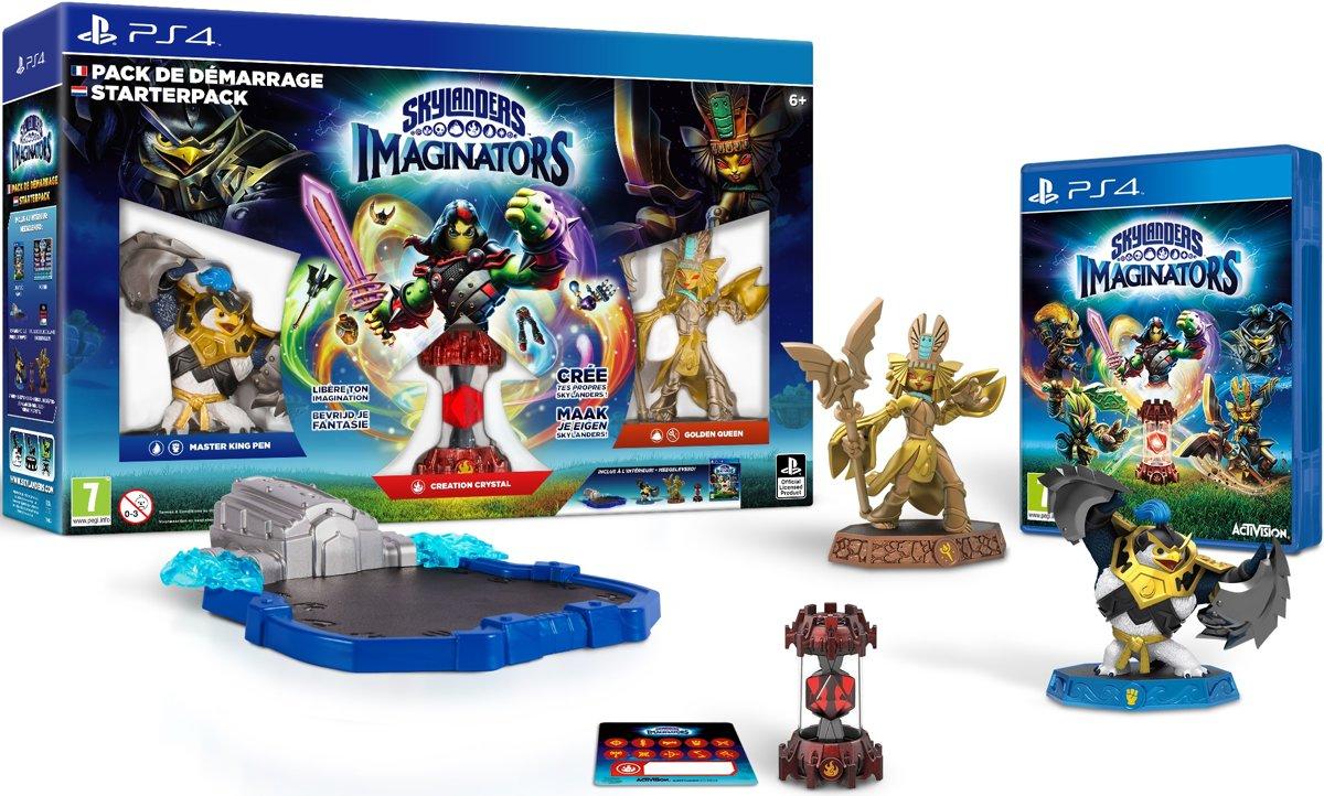 Skylanders Imaginators: Starter Pack PlayStation 4
