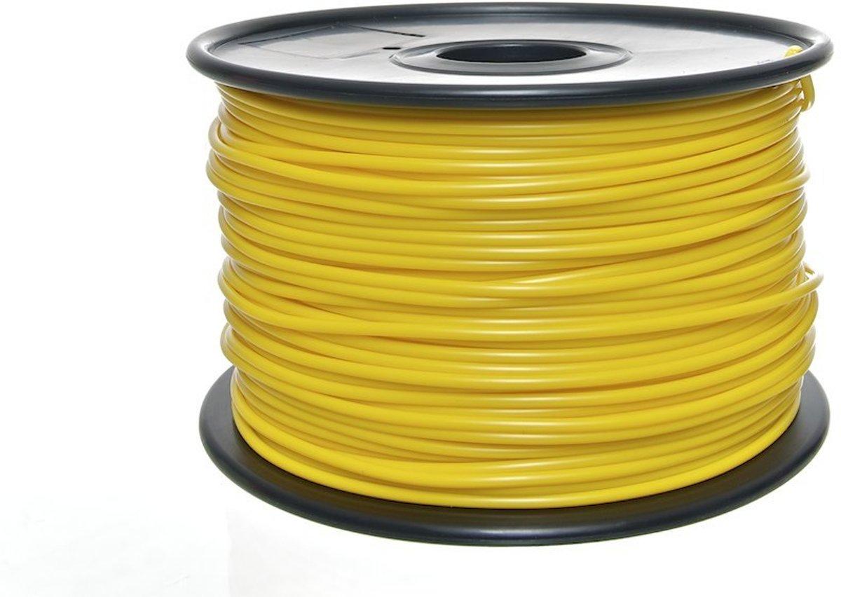 Clp 3D-Filamenten - ABS (1 kg) - geel, 1,75 mm