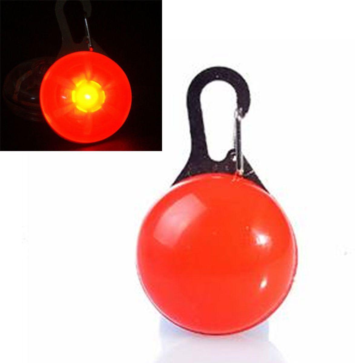 Led honden halsband verlichting - Led lamp hondenriem - licht voor aan de hondenriem - Rood kopen