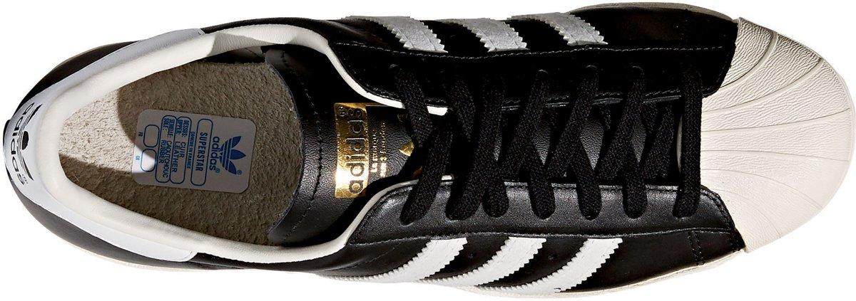 buy popular f75f1 47ca4 bol.com  adidas Superstar 80s - Sneakers - Unisex - Zwart -
