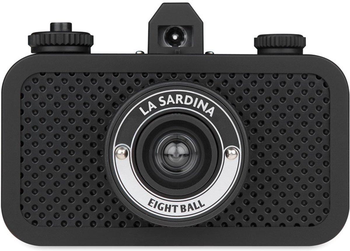 Lomography La Sardina Compact film camera 35 mm Zwart kopen