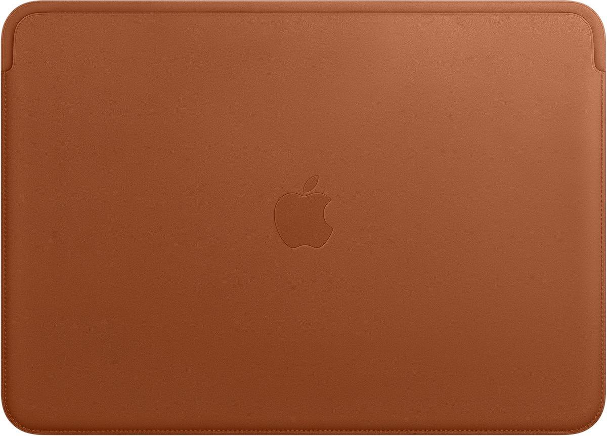 Apple Leren Sleeve voor 13?inch MacBook Air en MacBook Pro – Zadelbruin kopen
