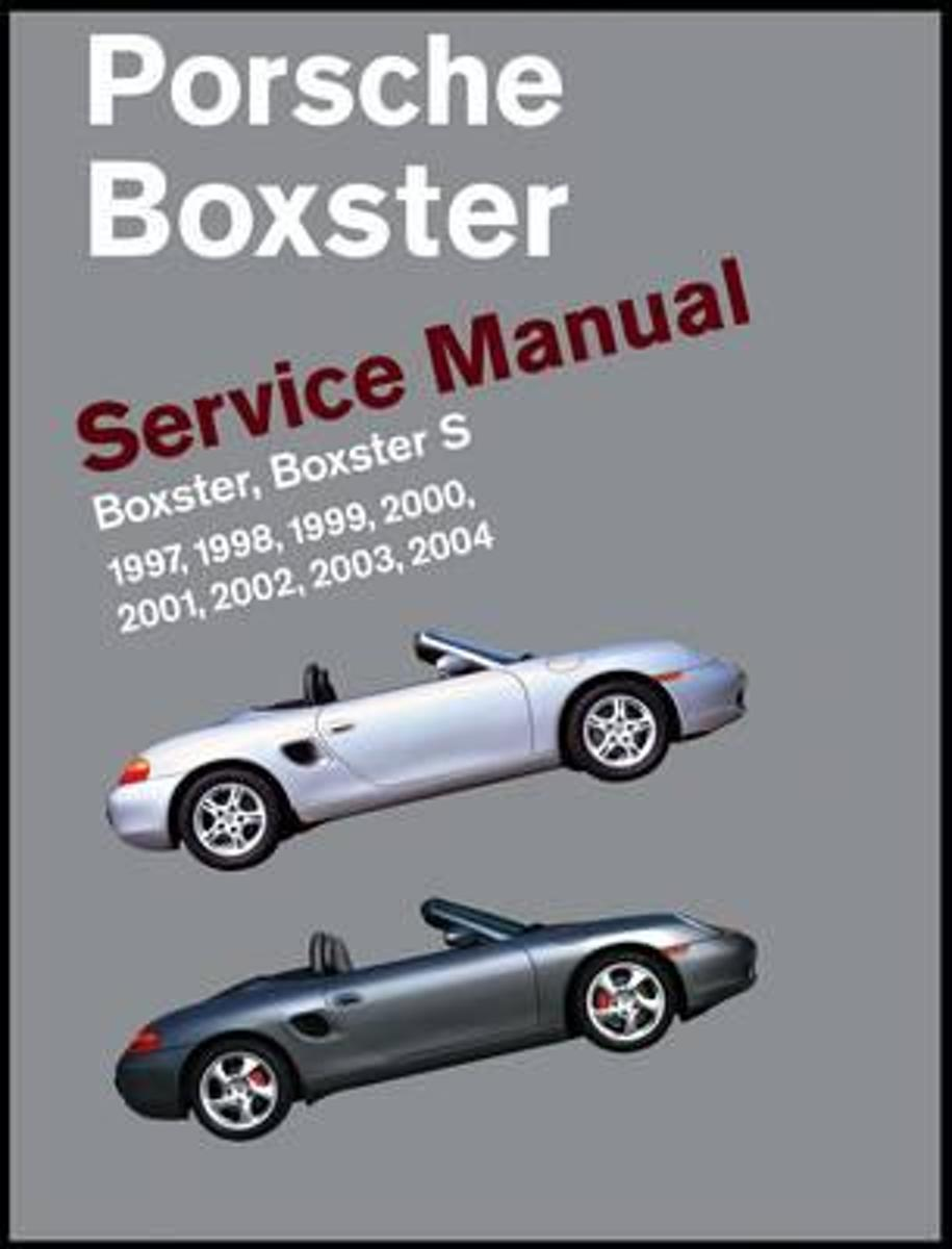 bol.com | Porsche Boxster Service Manual, Bentley Publishers |  9780837616452 | Boeken