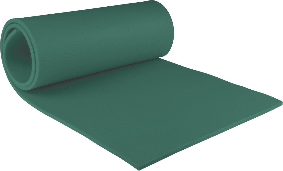 Bo-Camp Slaapmat - Schuimmat - 180x50x1,2 Cm - Groen kopen