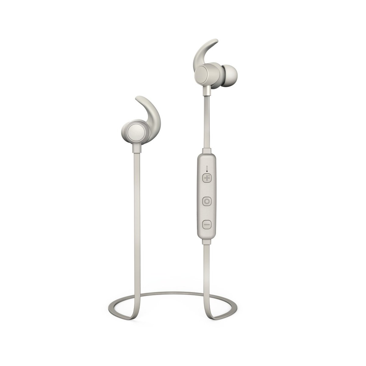 Thomson WEAR7208GR Bluetooth®-koptelefoon, in-ear, microfoon, ear-hook, grijs kopen