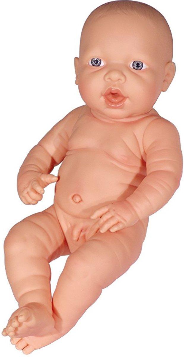 Bayer Babypop Newborn Licht - Jongen - 42 cm
