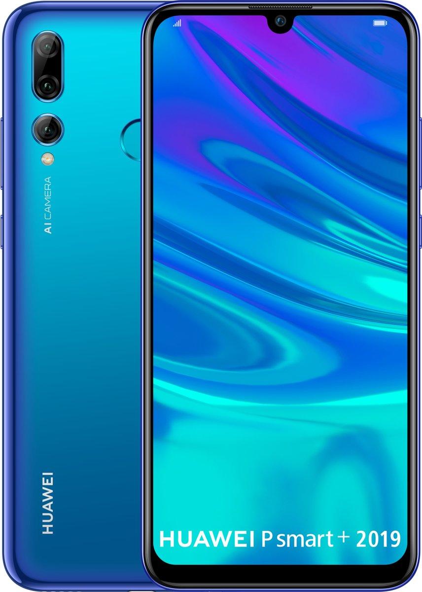 Huawei P smart+ (2019) starlight blauw kopen