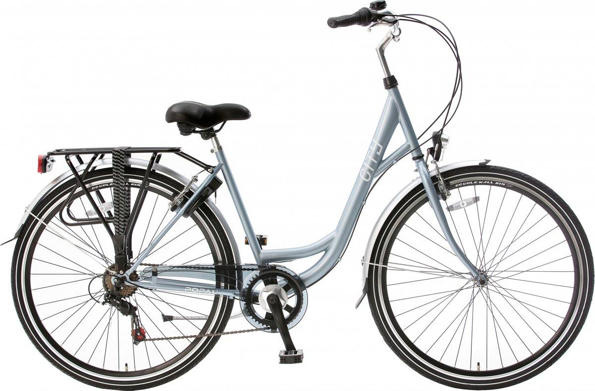 Licht Voor Fiets : Popal city fiets vrouwen licht blauw cm goedkope