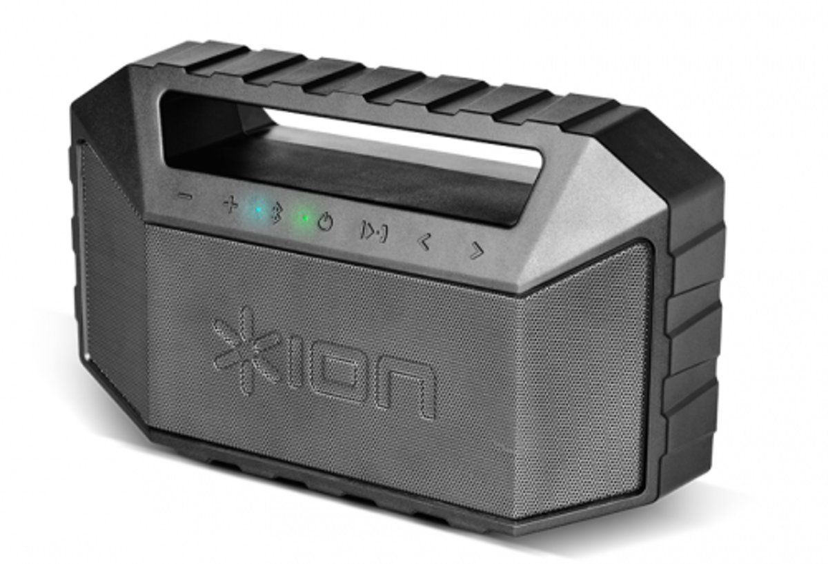 Ion Plunge - Zwart kopen