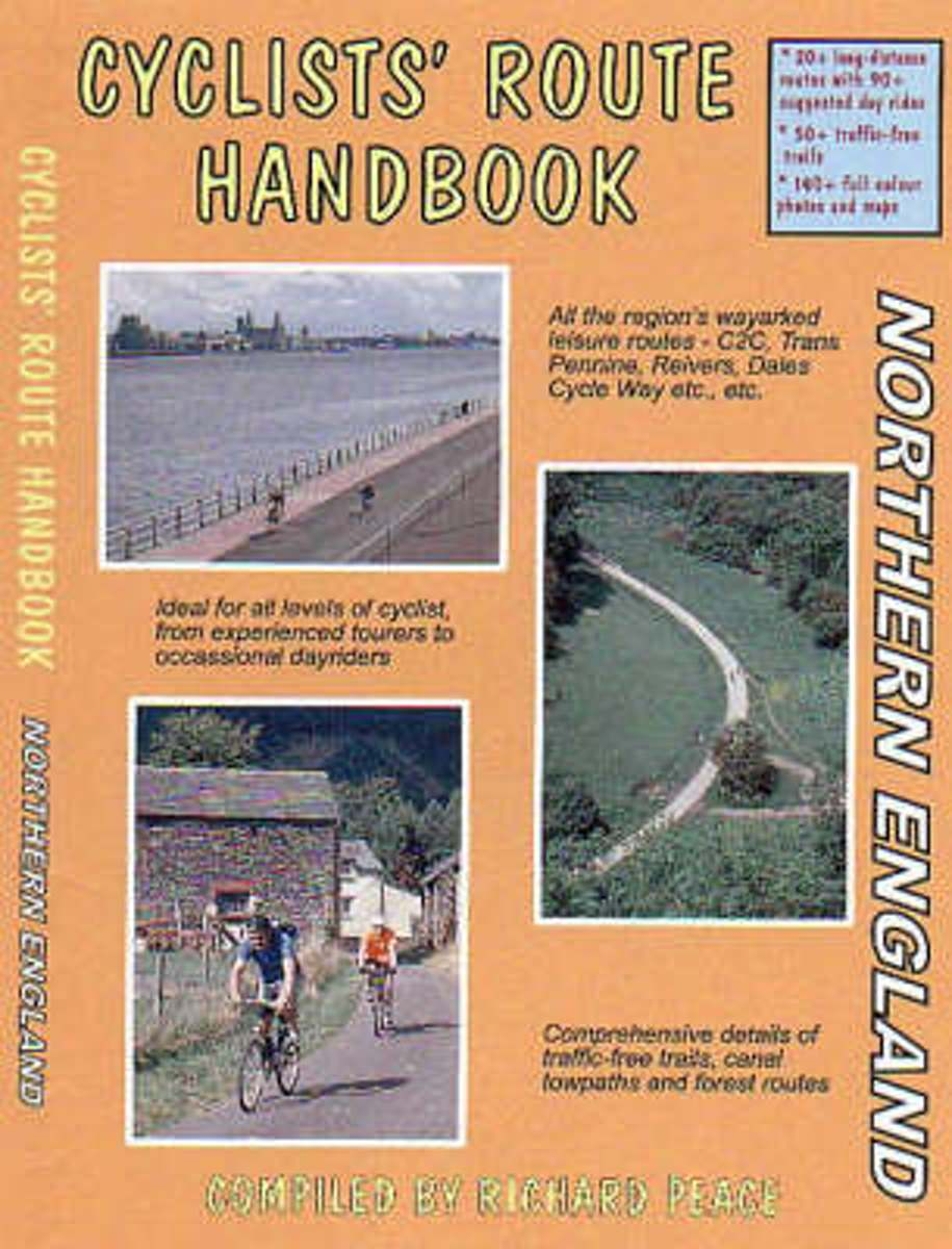 Afbeelding van product Cyclists' Route Handbook  - Richard Mark Peace