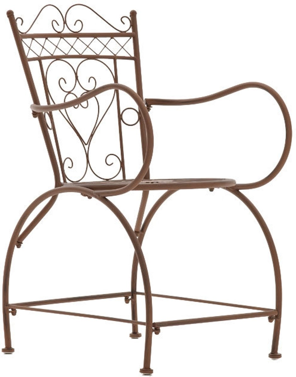 Clp Tuinstoel SHEELA, in nostalgisch design, tuinstoel, bistrostoel, balkonstoel, terrasstoel, patiostoel, country life stijl, retro, vintage, landhui