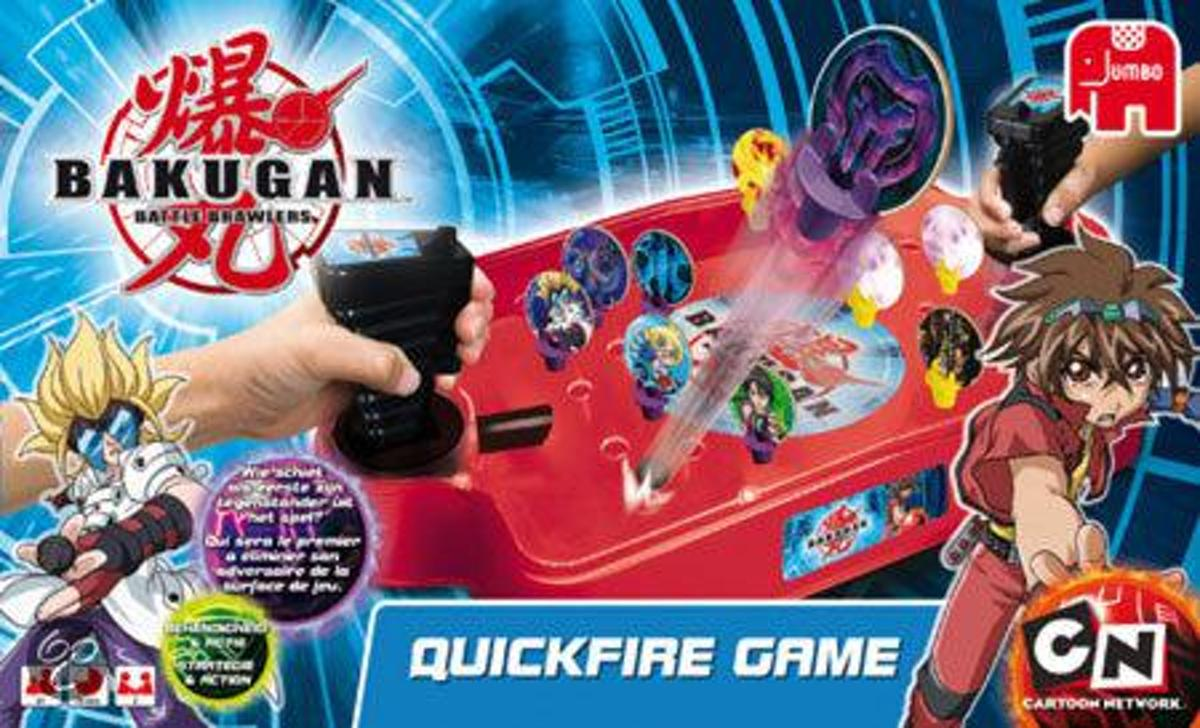 Bakugan Quickfire