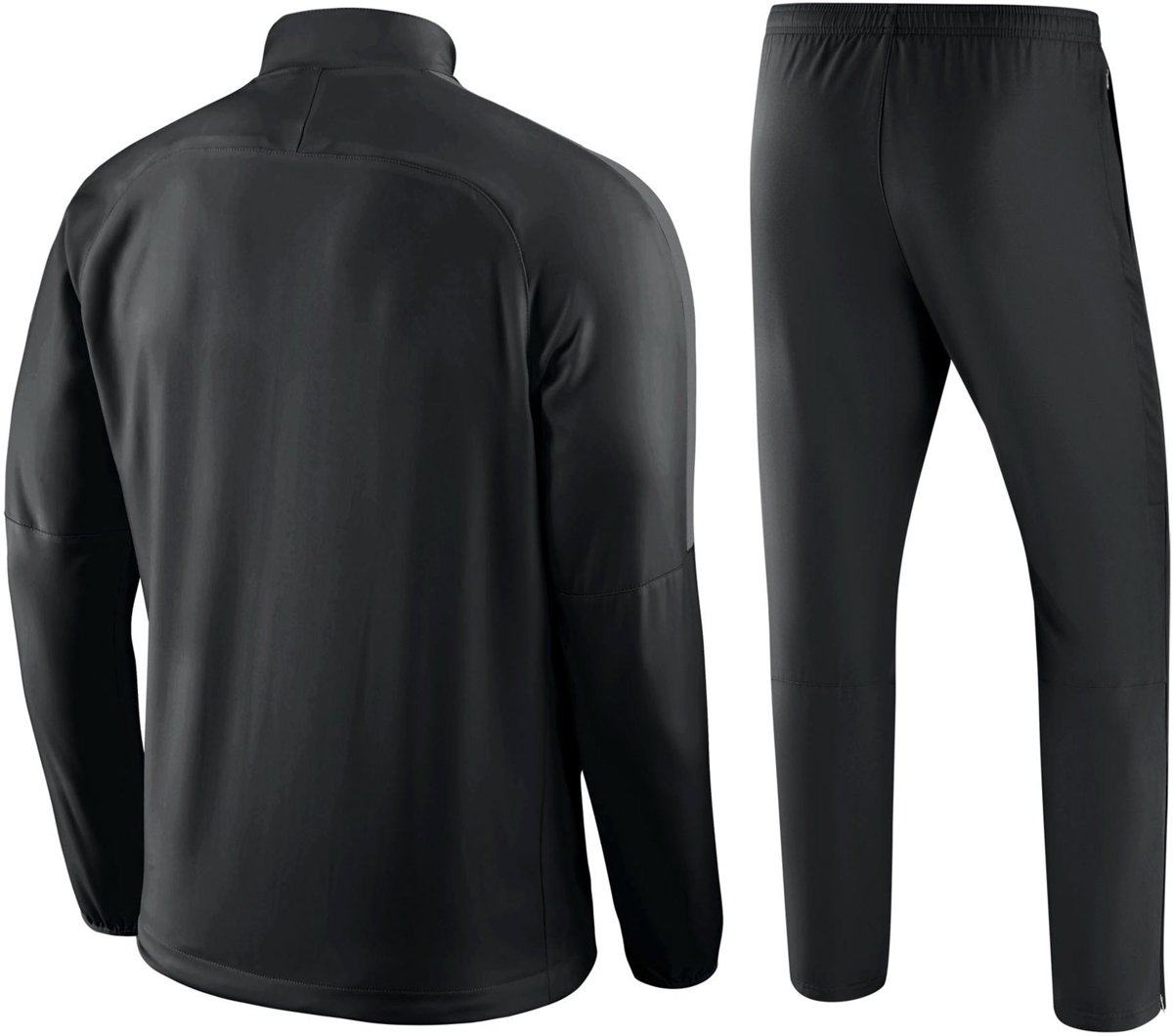 b07272863368da bol.com | Nike Dry Academy18 Trk Suit W Trainingspak Heren - Black/Black/ Anthracite/White