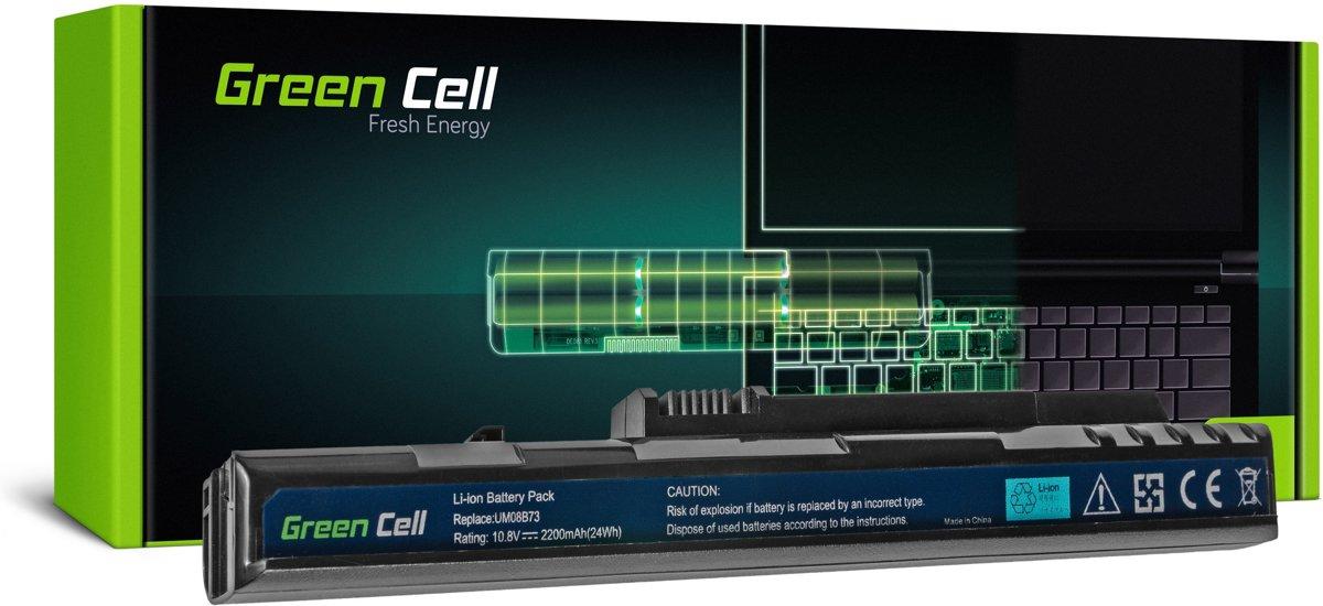 Batterij voor Acer Aspire One A110 A150 D150 D250 ZG5 / 11,1V 2200mAh
