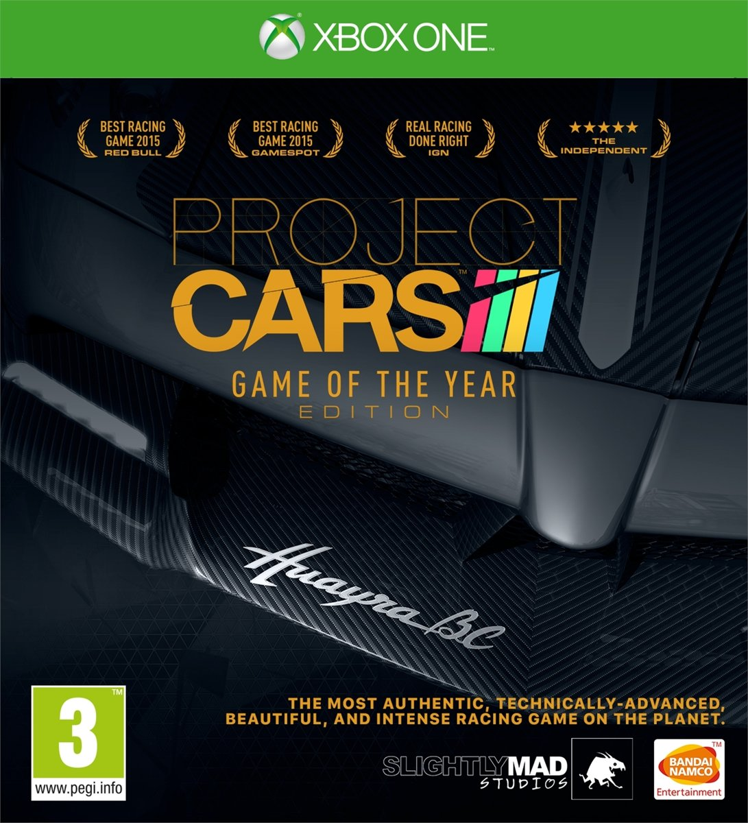 Project Cars (GOTY Edition) Xbox One