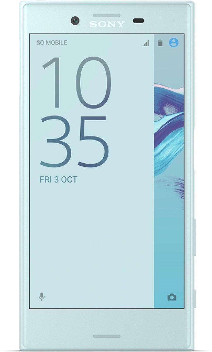 Sony Xperia X Compact mist blue kopen