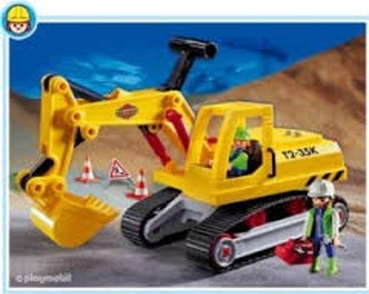 Playmobil Graafmachine - 3001