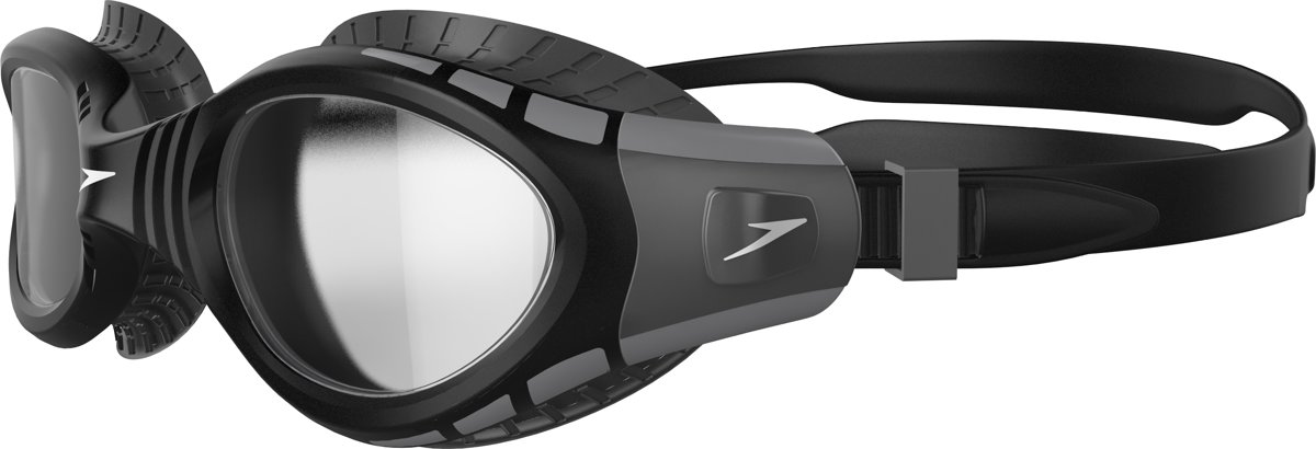 a3eb4071b66a3f bol.com | Speedo Futura Biofuse Flexiseal Unisex Zwembril - Zwart - Maat  One Size