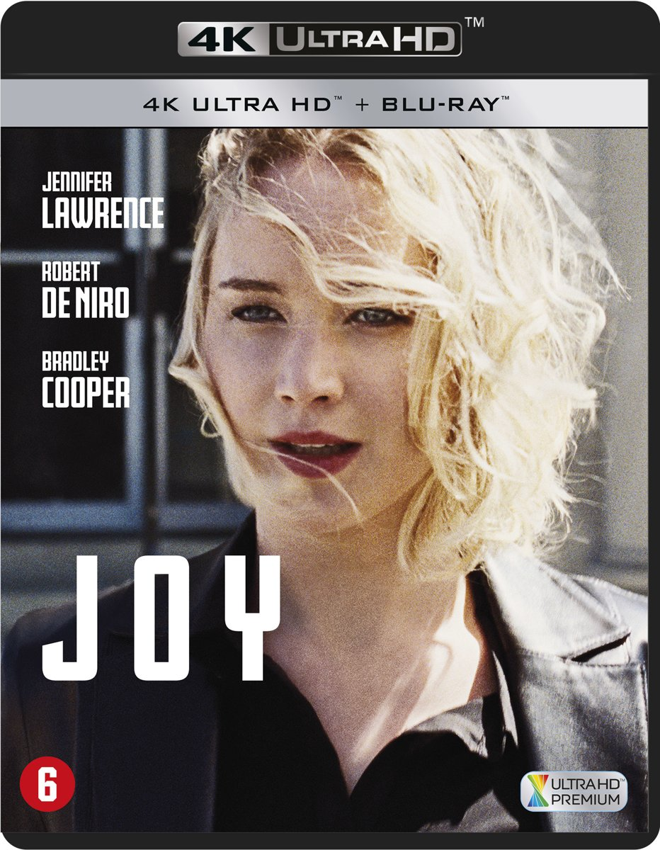 Joy (4K Ultra HD Blu-ray)-
