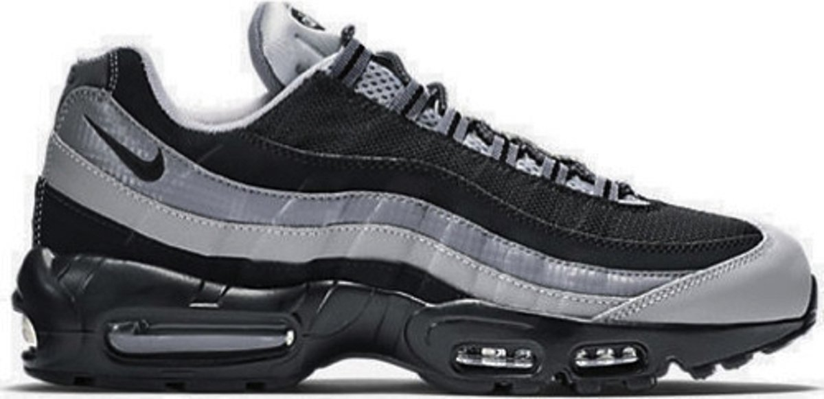 timeless design d42cd 424df bol.com | Nike Air Max 95 Premium - 749766-005 - Heren sneakers - Grijs -  Maat 44