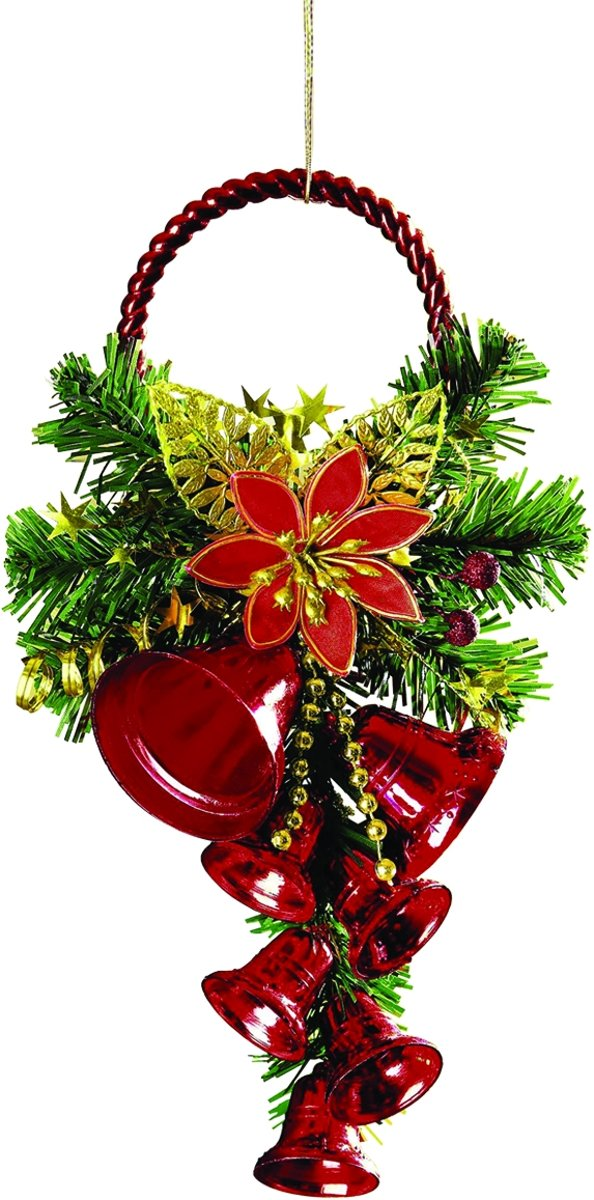 Kerstklokjes hanger kopen