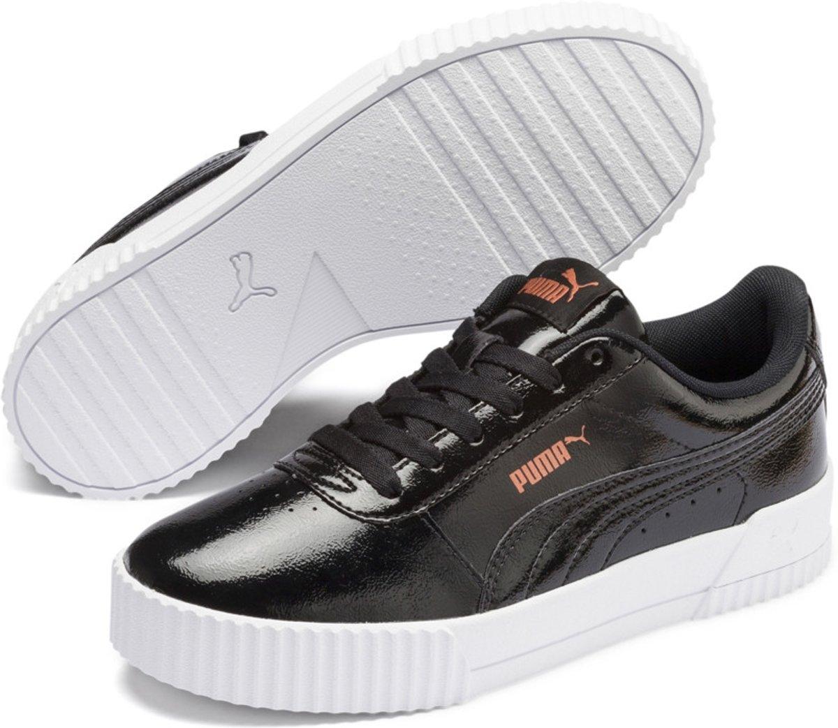 PUMA Carina P Sneakers Dames Puma Black Puma Black Maat 37