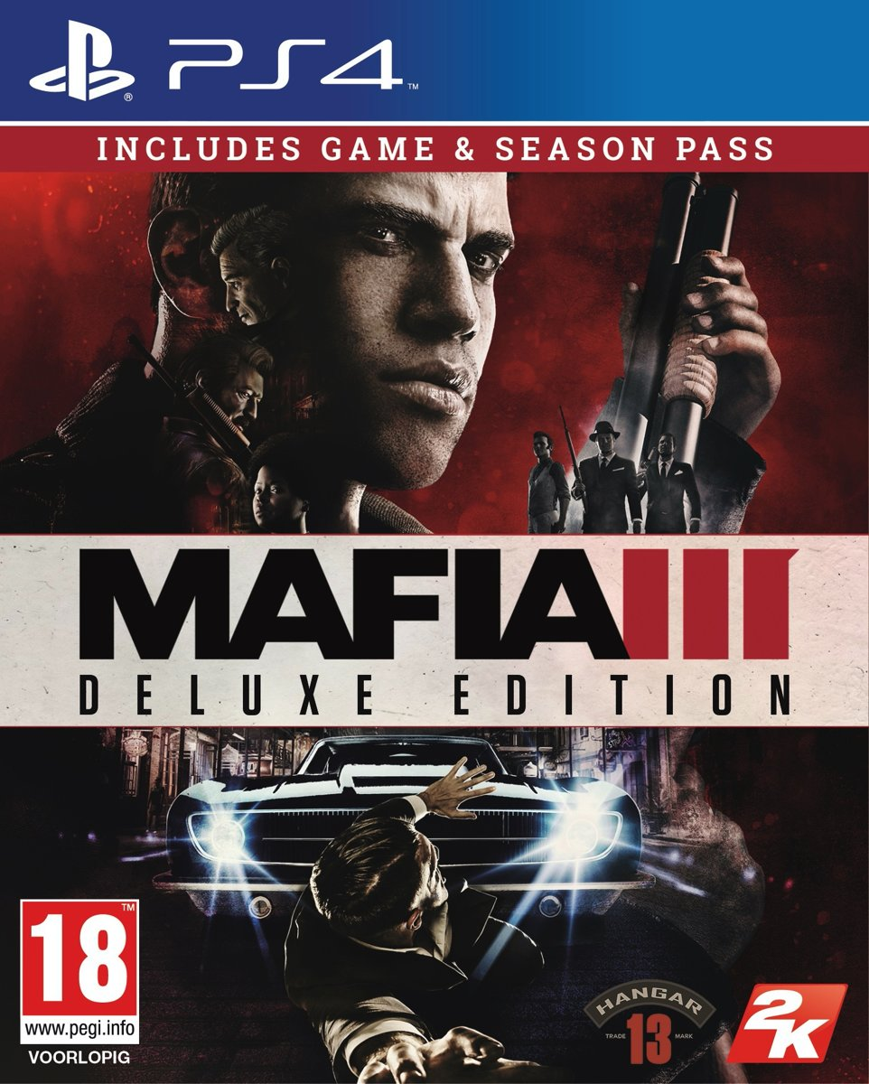 Mafia 3 - Deluxe Edition PlayStation 4