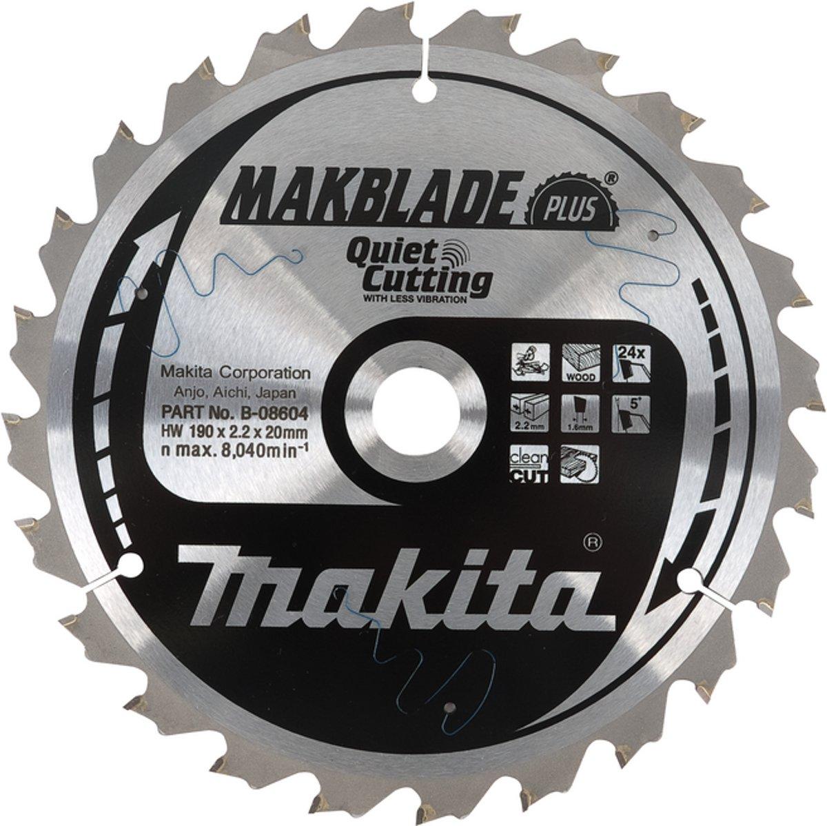 Makita B-08660 Zaagblad q&c 305 millimeter MAK-B-08660