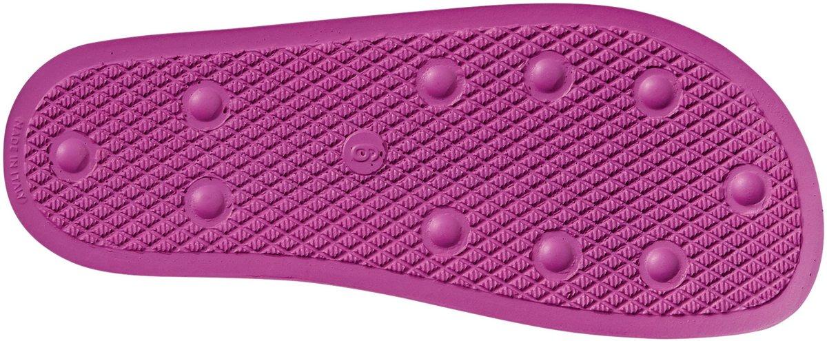 0fa0e1b65a6 bol.com | adidas Adilette slipper Slippers - Maat 38 - Vrouwen - paars/wit
