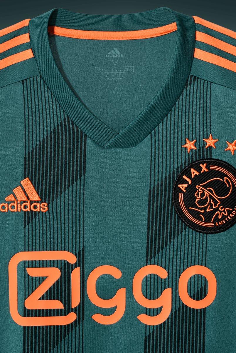 | adidas Ajax Uitshirt Senior 20192020 Maat 3XL