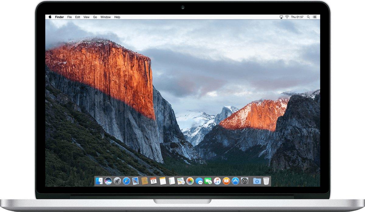 MacBook Pro 13 Retina i5 2.7 | 8 GB | 128GB SSD | Licht gebruikt | leapp kopen