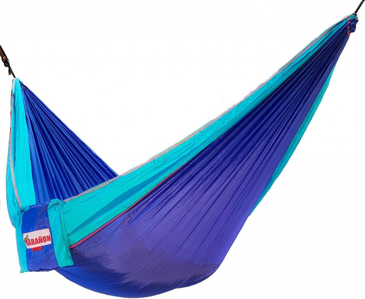 Maranon Reishangmat XXL turquoise / blauw