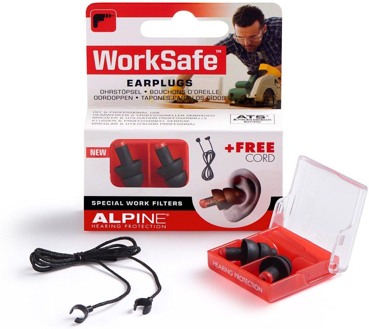 WorkSafe - 1 paar - Alpine