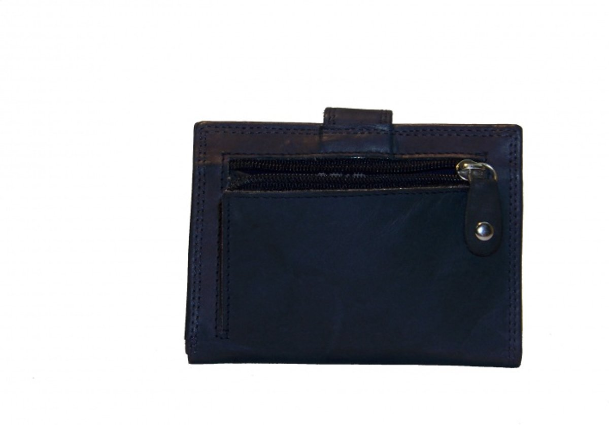 584ffa7133b bol.com | Safekeepers RFID Protected Anti skim - Portemonnee - Zwart