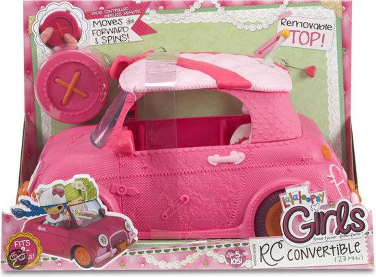 Lalaloopsy Girls - RC Auto - Roze