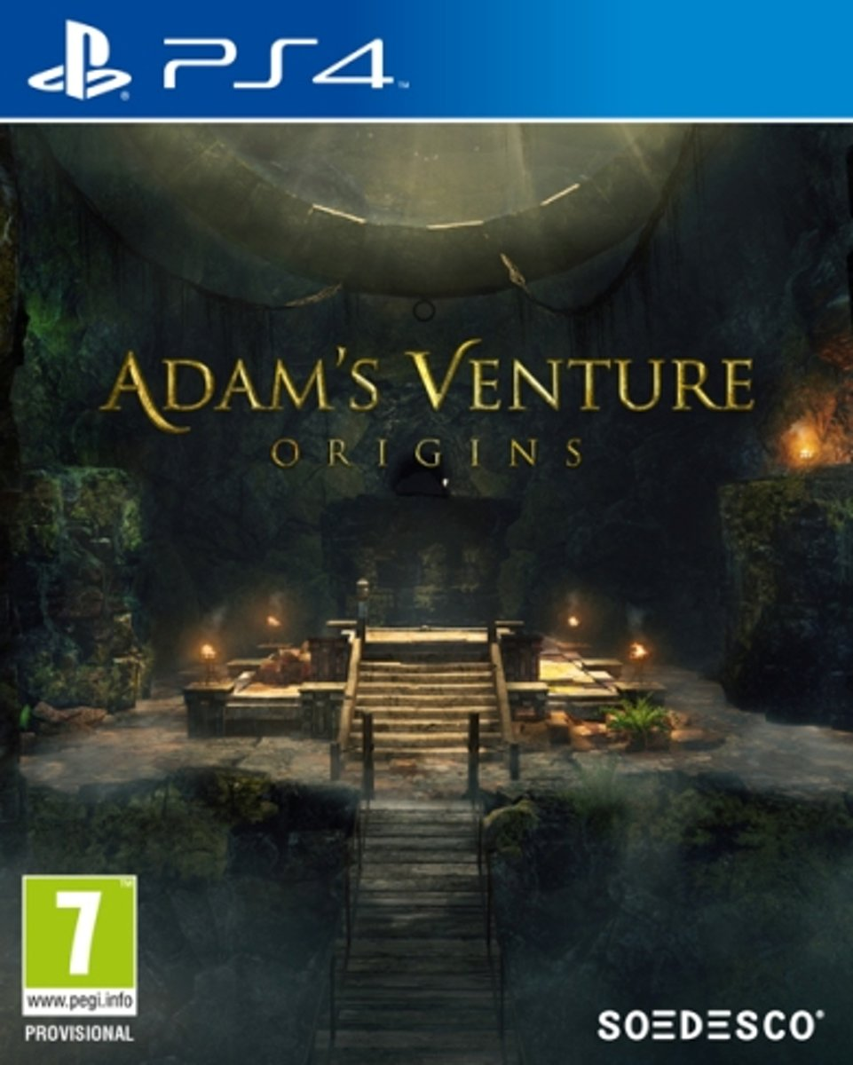 Adam's Venture Origins PlayStation 4