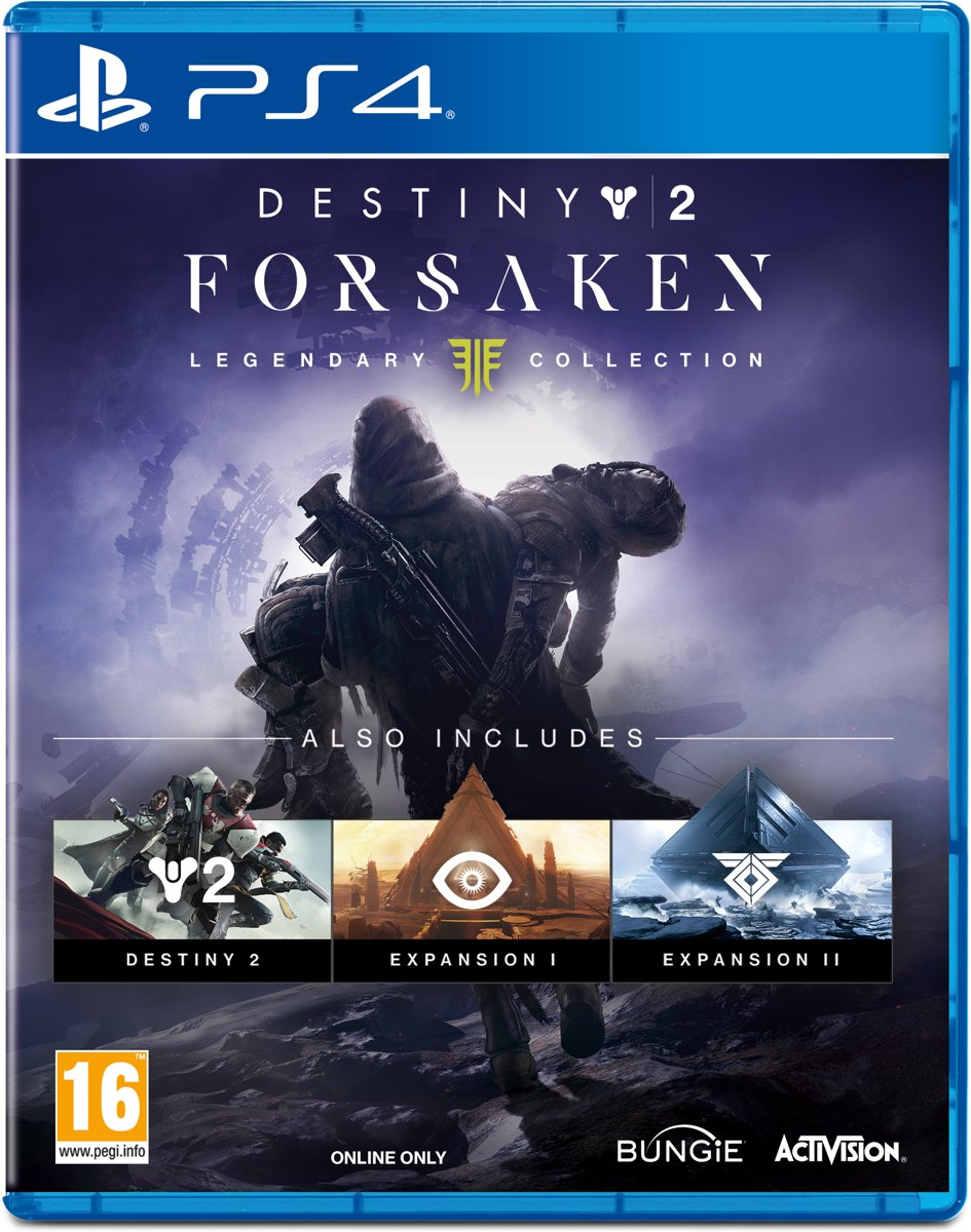 Destiny 2: Forsaken - Legendary Collection PlayStation 4