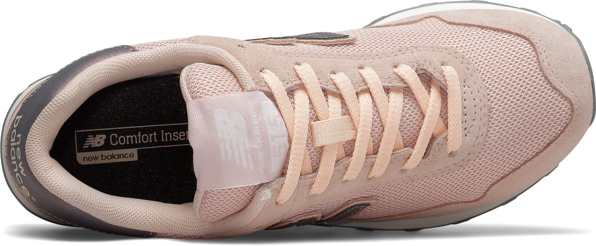 New Balance WL515 B Dames Sneakers pink