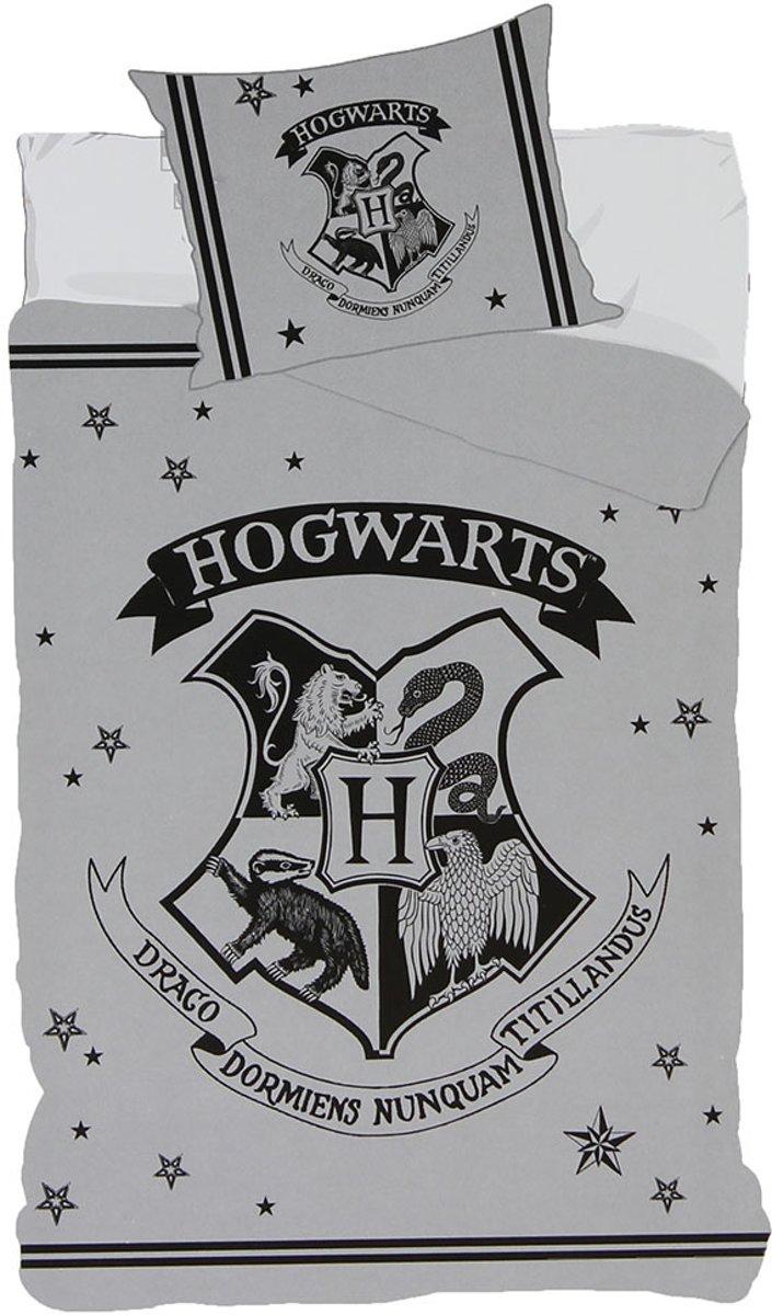 Harry Potter dekbedovertrek 140x200 cm 100% katoen kopen