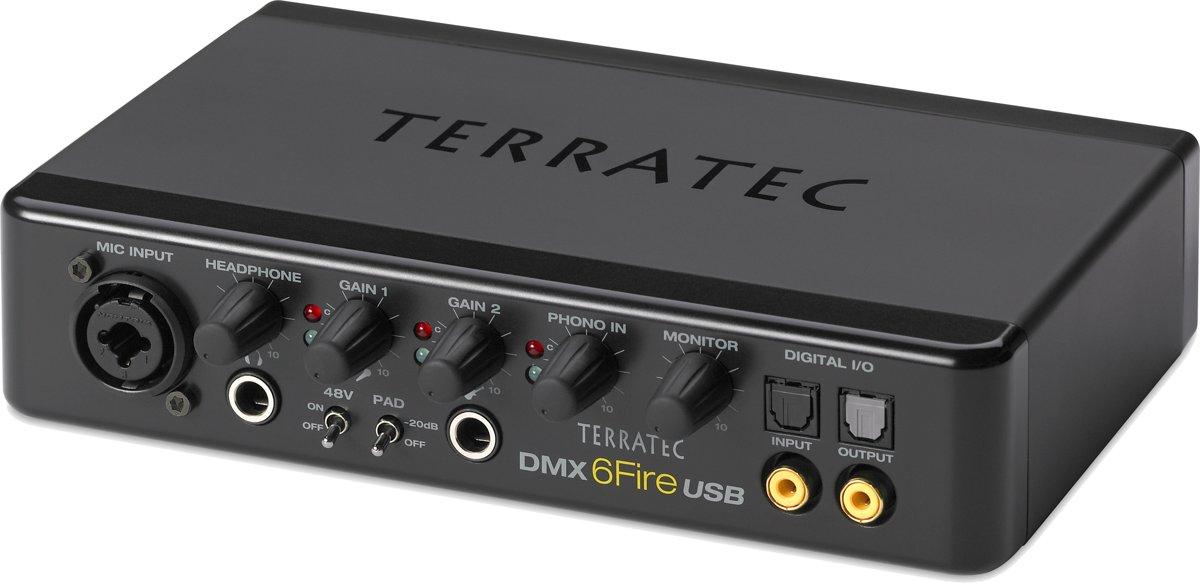 Terratec DMX - 6Fire USB - Interne geluidskaart kopen
