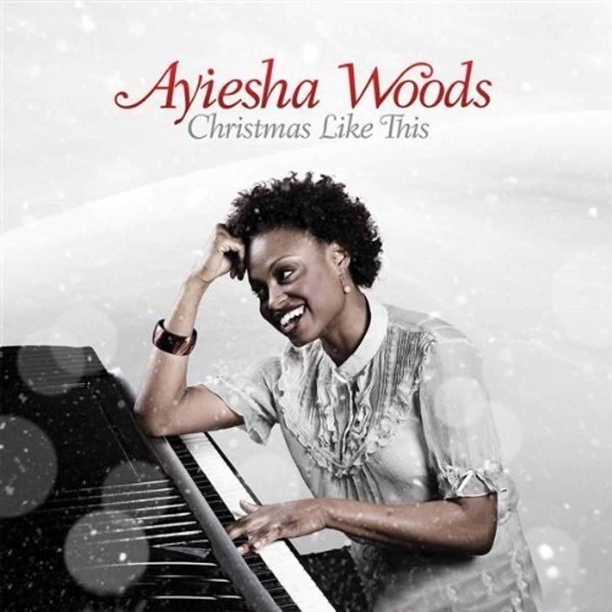 bol.com | Christmas Like This, Ayiesha Woods | CD (album) | Muziek